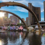 Toronto-Walking